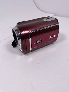 JVC Everio HDD Camcorder Video Camera GZ-MG330RU!