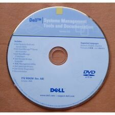 Dell P/N: W042M rev A00 systems Management tools and documentation version 5.5 d