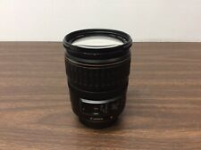 Canon EF 28-135mm f/3.5-5.6 IS USM Lens, Good Condition!