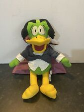 """VINTAGE 80's 11"""" COUNT DUCKULA soft plush toy PMS COSGROVE HALL rare"""