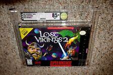 Lost Vikings 2 (Super Nintendo Entertainment System SNES, 1997) NEW VGA 85+
