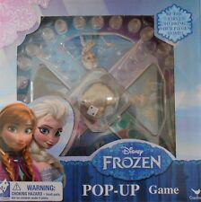 Pop-Up Game DISNEY FROZEN Anna Elsa Board Game - New