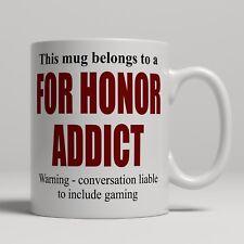 TAZZA da caffè per l'onore Addict Player Regalo Di Compleanno Natale Gioco
