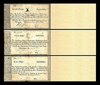 Noruega   2x 1, 5, 50 Rigsbankdaler - Edición  1813 - 1814 - Reproducción 18
