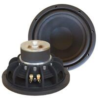 """10"""" Audiofile UnderHung IB Series Dipole Woofer - Made in USA"""