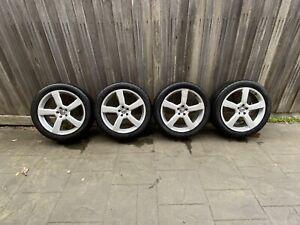 Volvo XC60 rim 31302535 & tyres Pirelli Scorpion