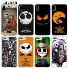 For iPhone XS Max XR 4S 6 8 5S 5 4 7 X 6S Plus Skin Case Cover Halloween  N0866