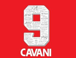Cavani 9 PSG Coupe De France Final 100 Year Anniversary Football Nameset shirt