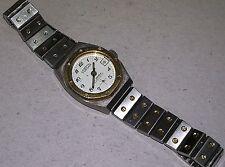 Año 1970 FUNCIONA PERFECTO reloj señora VINTAGE de CUERDA MARCA FORSAM. 17 RUBIS