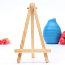 Mini Wooden Cafe Table Number Easel Wedding Place Name Card Holder Stand MW