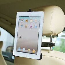 HEADREST CAR MOUNT SEAT BACK HOLDER CRADLE TRAVEL KIT for iPAD 2 3 4 Air Pro 9.7