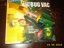 Backyard safari Alex Bug Vacuum New on card missing bug pods has cloth sticker