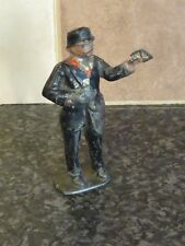 EARLY VINTAGE DIECAST GPO DELIVERY MAN HOLDING LETTER VGC
