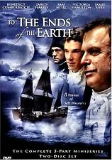 NEW DVD  // WILLIAM GOLDING'S/TO THE ENDS OF THE EARTH(4HR MiniSeries//SAM NEIL