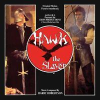 HARRY ROBERTSON - HAWK THE SLAYER (O.S.T.)  CD NEW+