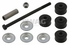 x2 Pair SWAG Anti Roll Stabilizer Repair Kit Fits OPEL Rekord Senator 1603147