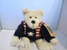 New listing Boyds Bears Plush Ethan Archive Collection R-W-B Flag ~ retired