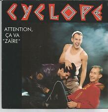 CYCLOPE Attention ça va zaire SINGLE MD 1988