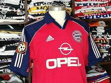 FC BAYERN MUNCHEN home 1999/2001 shirt - SANTA CRUZ #24 - Paraguay-Trikot-Jersey