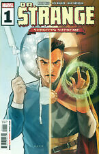 Dr Strange #1 By Waid Walker Doctor Surgeon Supreme Variant A Avengers NM/M 2020