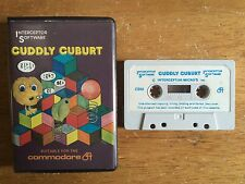 COMMODORE 64 (C64) - CUDDLY CUBURT (BY INTERCEPTOR SOFTWARE) - SOFT CLAM