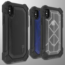 For Apple iPhone X Phone Case Tough Hard Shockproof Full Body Cover