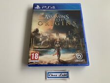 Assassin's Creed Origins - Sony PlayStation PS4 - PAL FR - Neuf Sous Blister