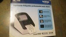 Brother QL-700 High Speed Professional Label Printer