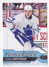 16-17 Upper Deck Auston Matthews Young Guns Rookie MINT Maple Leafs RC 2016