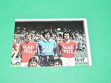 PANINI FOOTBALL EURO FOOTBALL 79 1978-1979 N°264 STANDARD LIEGE PART 2 BELGIQUE