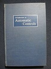 Introduction to Automatic Controls (International Textbooks in Mechanical Engi..