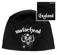 MOTÖRHEAD Beanie ENGLAND Mütze - hat - Rock N Roll - Warpig - Motorhead - Lemmy