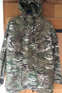 Windproof MTP  Camouflage Jackets Very Good condition Original S95 button style