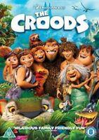 The Croods [DVD] [2013], Very Good DVD, Nicolas Cage, Ryan Reynolds, Emma Stone,