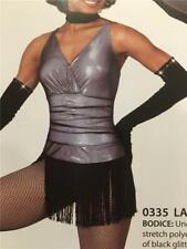 Dance Costume  Jazz Tap twirl   Skate Pageant Dress  Art Stone Lady Lady