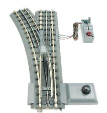 MTH O-GAUGE  REAL TRAX-0-54 LEFT HAND SWITCH 40-1056 -- NEW