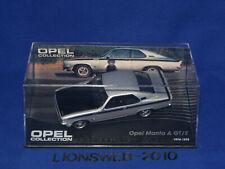 Opel Collection 1:43 - Opel Manta A GT/E 1974-1975 in Box