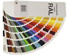 Farbtonfächer RAL CLASSIC
