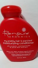 Renpure Organics My Pretty Hair is Parched Moisturizing Conditioner 2 Bottles