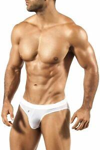 Joe Snyder Mens Sexy Underwear Sheer Mesh Bikini ELA 15 Male Brief See Through