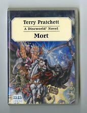 Mort - by Terry Pratchett - MP3CD - Audiobook