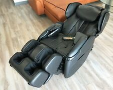 Human Touch Opus 3D Massage Chair Zero Gravity Recliner Heat Foot Rollers Black