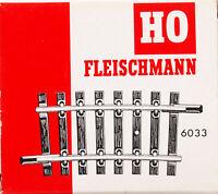 Fleischmann 6033 Fleischmann 6033 Gleis gebogen r 415 mm 7,5° Spur H0