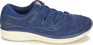 NEW MENS SAUCONY TRIUMPH ISO 5 RUNNING / TRAINING SHOES - SAVE 40%