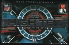IN STOCK 2015 Topps High Tek Football Factory Sealed Hobby Box 1 Autograph