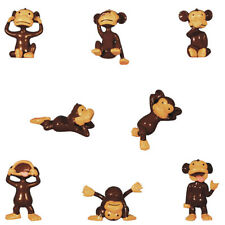 100 - Assorted Monkeyin' Around Figurines