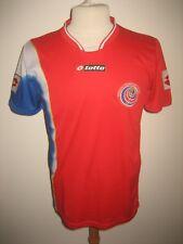 Costa Rica home football shirt soccer jersey trikot camiseta futbol size M