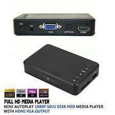 Por ejemplo, CA _ _ HD 1080P SD/U Disco Hdd Externo reproductor multimedia con salida HDMI VGA C