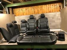 BMW Série 5 E60 Soude Électrique Comforsitze Cuir Aménagement Intérieur Dakota