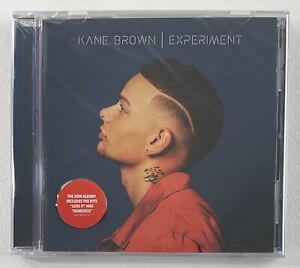 2018 KANE BROWN CD - Experiment Brand New Sealed Homesick Sony Music Country